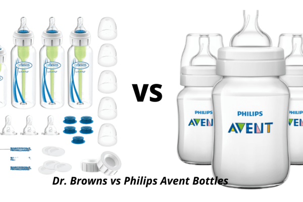 Dr. Browns vs Philips Avent Bottles: Which Is Best