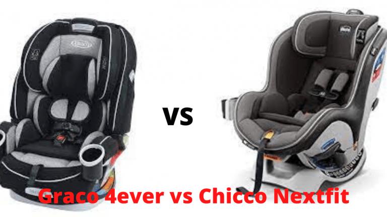 Graco 4ever vs Chicco Nextfit