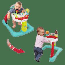 Kolcraft-Tiny-Steps-2-in-1-Infant-Baby-Activity-Walker