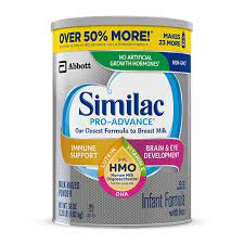 Similac-advance-infant-formula