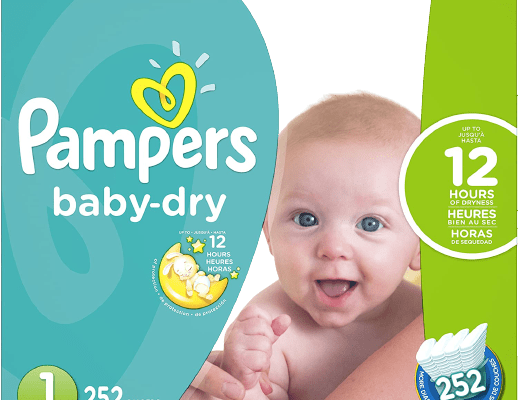 10 Best Diaper for Skinny Baby Reviews, Pros & Cons [2021]