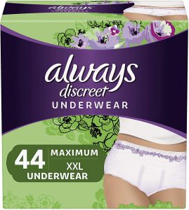 Always-discreet-incontinence