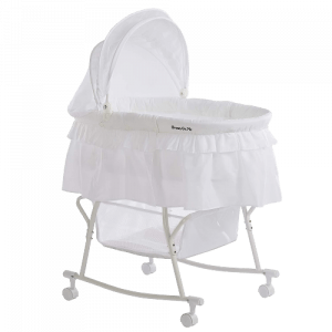 Dream-On-Me-Lacy-Portable-2-in-1-Bassinet
