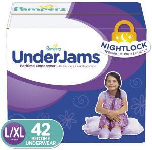 Pampers-Underjams-Disposable