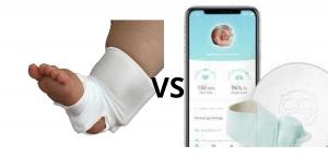Baby Vida vs. Owlet baby oxygen monitor